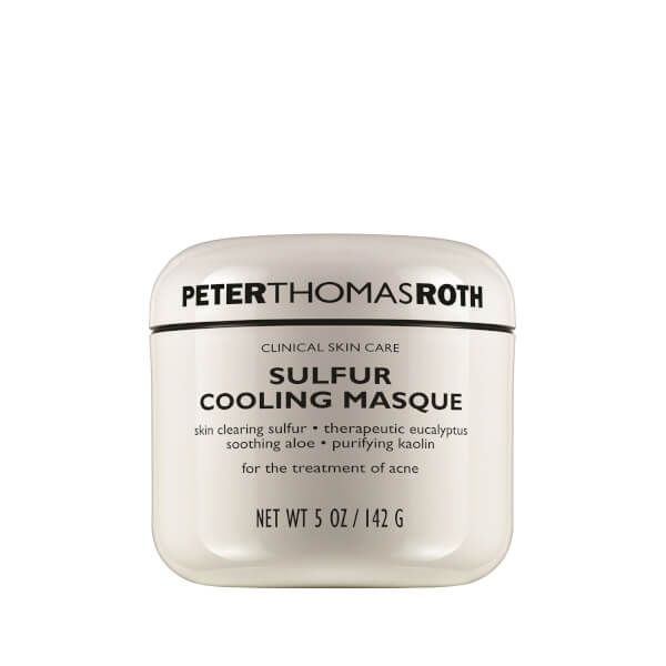 Sulfur Cooling Mask 142g