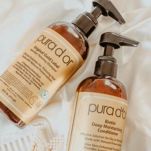 Purador Shampoo conditioner duo