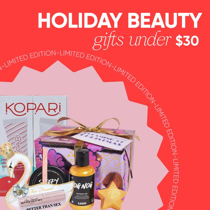 Holiday Beauty Gift Guide: Bundles Under $30