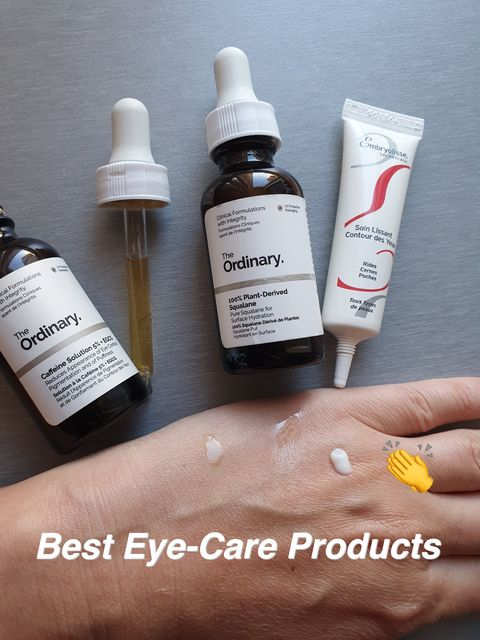 Best eye care products – hydration, dark circles and firmness
