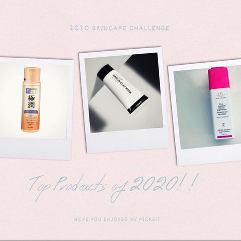 Top 2020 Products