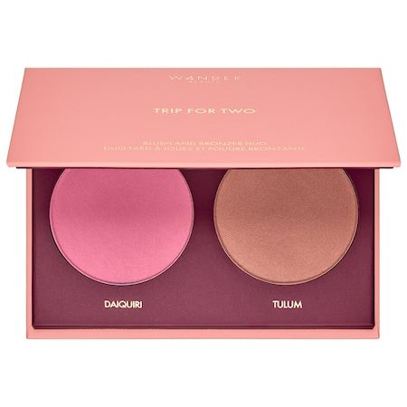 Trip For Two Blush and Bronzer Duo