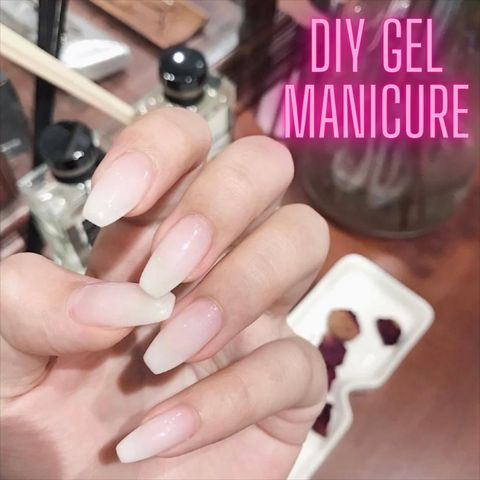 Your Easy 8 Step Guide to a DIY Gel Manicure