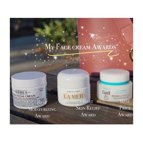 My Face Cream Awards