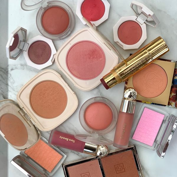 Favorite Blushes of 2020 | Cherie