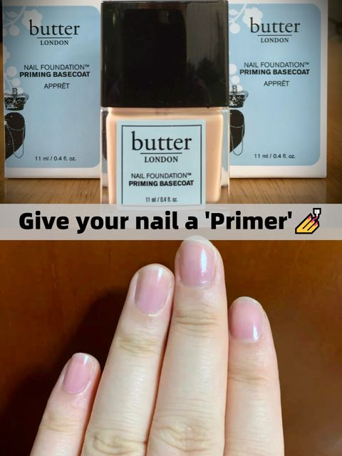 Believe it or not, your nails need a 'primer'💅