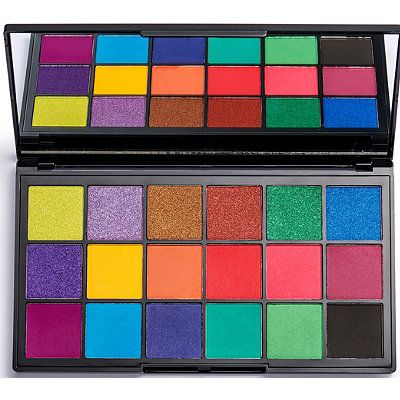 Revolution x Tammi Tropical Carnival Eyeshadow Palette