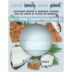 Coconut Water & Mimosa Flower Bath Bomb