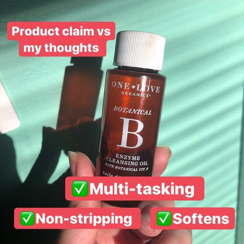 Product claims vs my thoughts - One Love