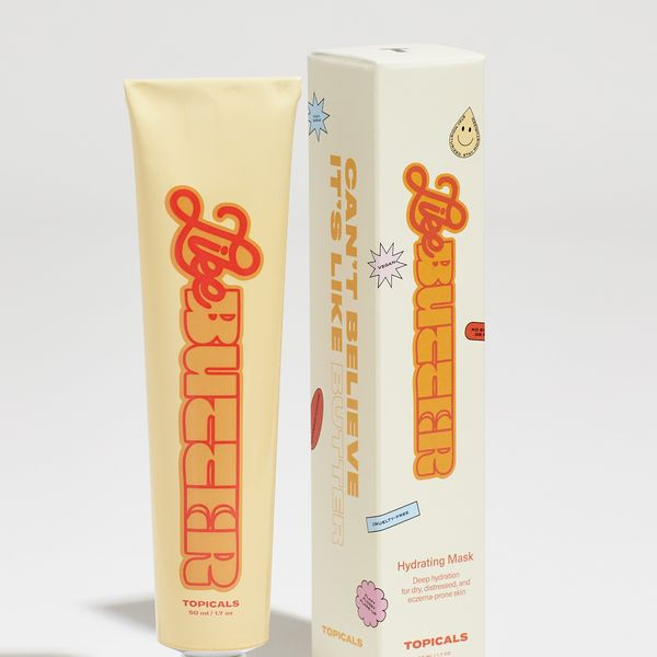 Like Butter Hydrating Mask, TOPICALS, cherie
