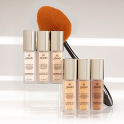 Essential High Coverage Crème Foundation Deluxe Starter Set