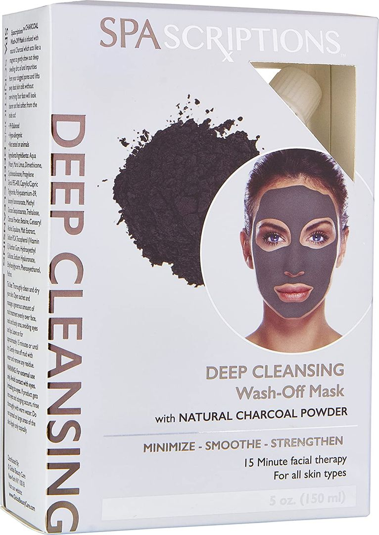 Deep Cleansing Wash-Off Mask
