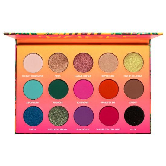 Bretman Rock Shadow Palette