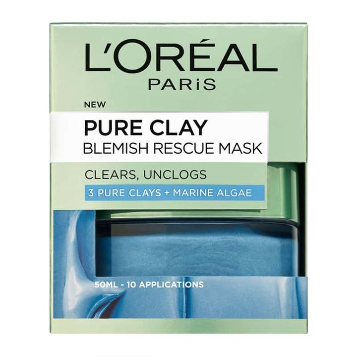 Pure Clay Blemish Rescue Mask