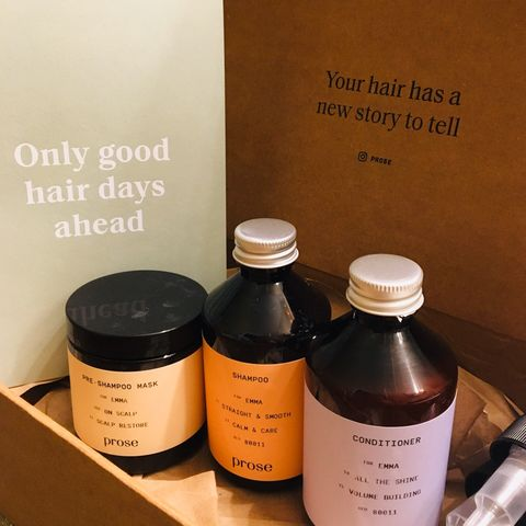 Prose Hair Care: First Impressions