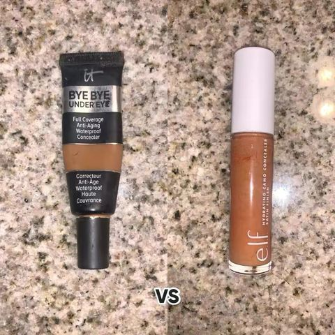 Let's Compare Cult Concealers (Part II)