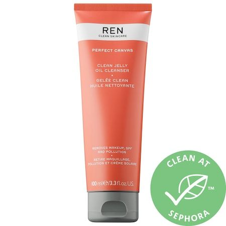 Perfect Canvas Clean Jelly Oil Cleanser, REN CLEAN SKINCARE, cherie