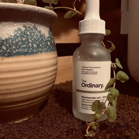 The Ordinary - Niacinamide (aka: a skin saver) ✨
