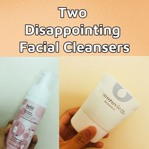 Don't Buy These Facial Cleanser!😣😣😣