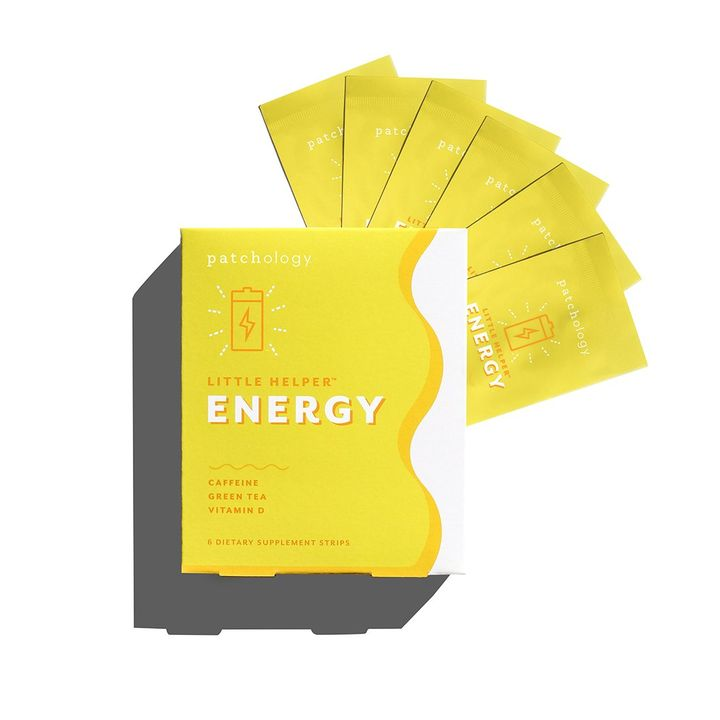 Little Helper Supplement Strips: Energy