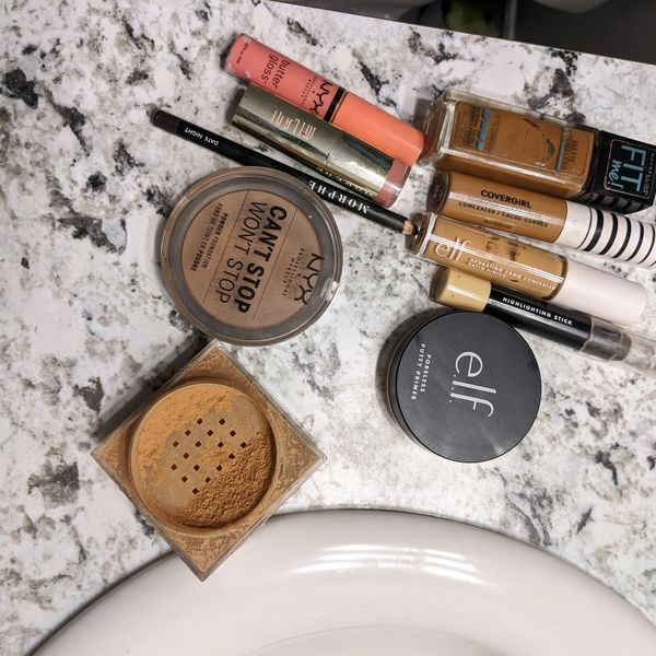 my make Up look and products user | Cherie