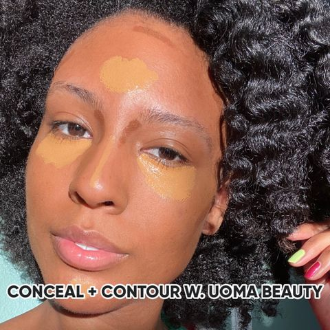 Worth it? UOMA Beauty Concealer + Contour Stick