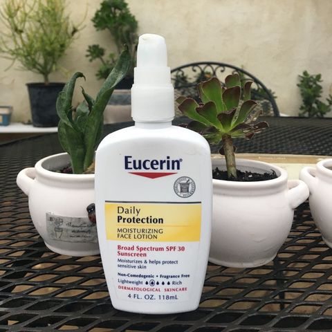 Eucerin Daily Protection Face Lotion 😕