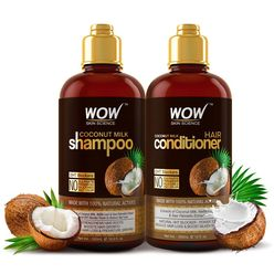 Skin Science Coconut Milk Shampoo & Conditioner Pack