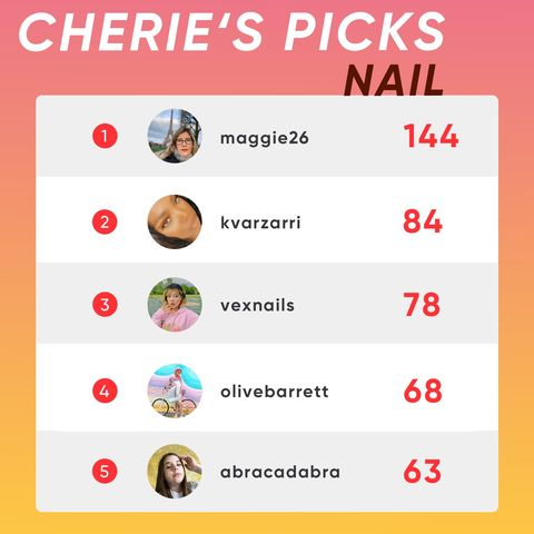Cherie Picks the Best in Nail