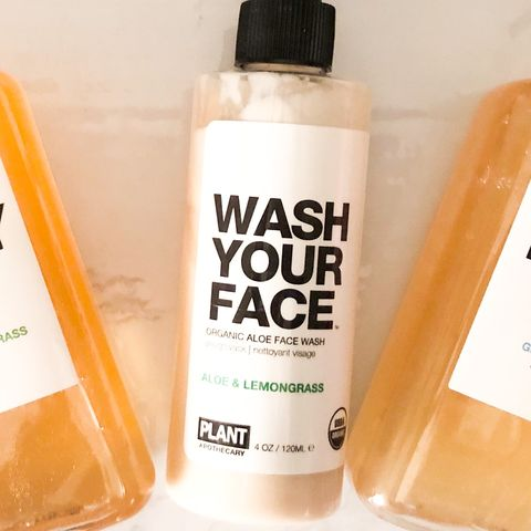 I've been using this face wash