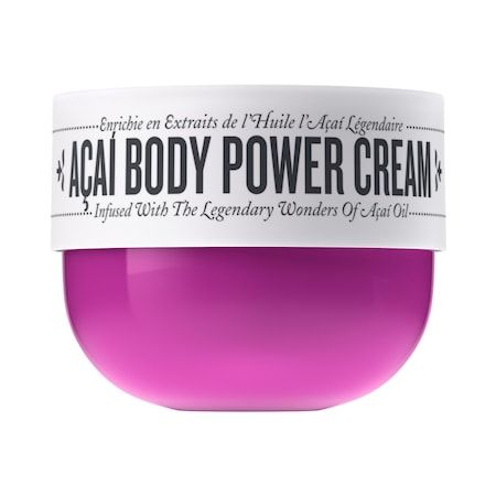 Açaí Body Power Cream