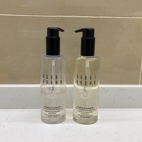 Empties! Bobbi Brown Soothing cleaning oil