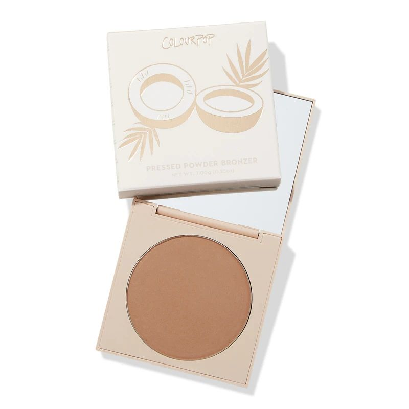Coconut Collection Pressed Powder Bronzer
