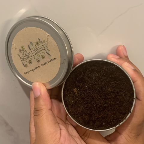 My fav Body scrub! 🤎