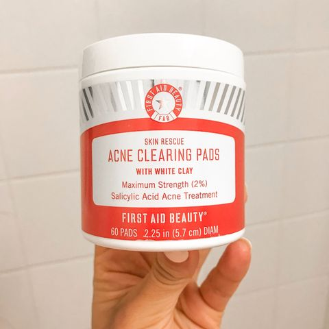 My best acne solution