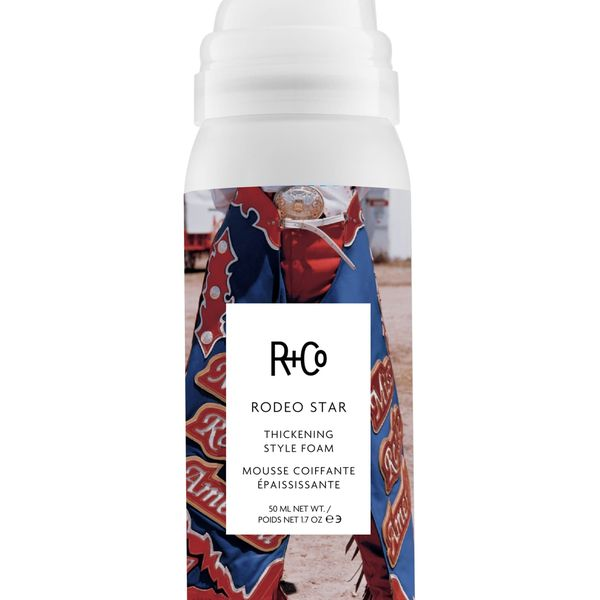 Rodeo Star Thickening Style Foam, R+Co, cherie