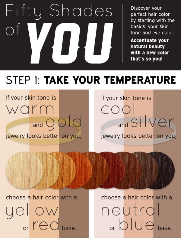 Check your skin/eye color before hair dye! Which hair color is best for you?   Cherie