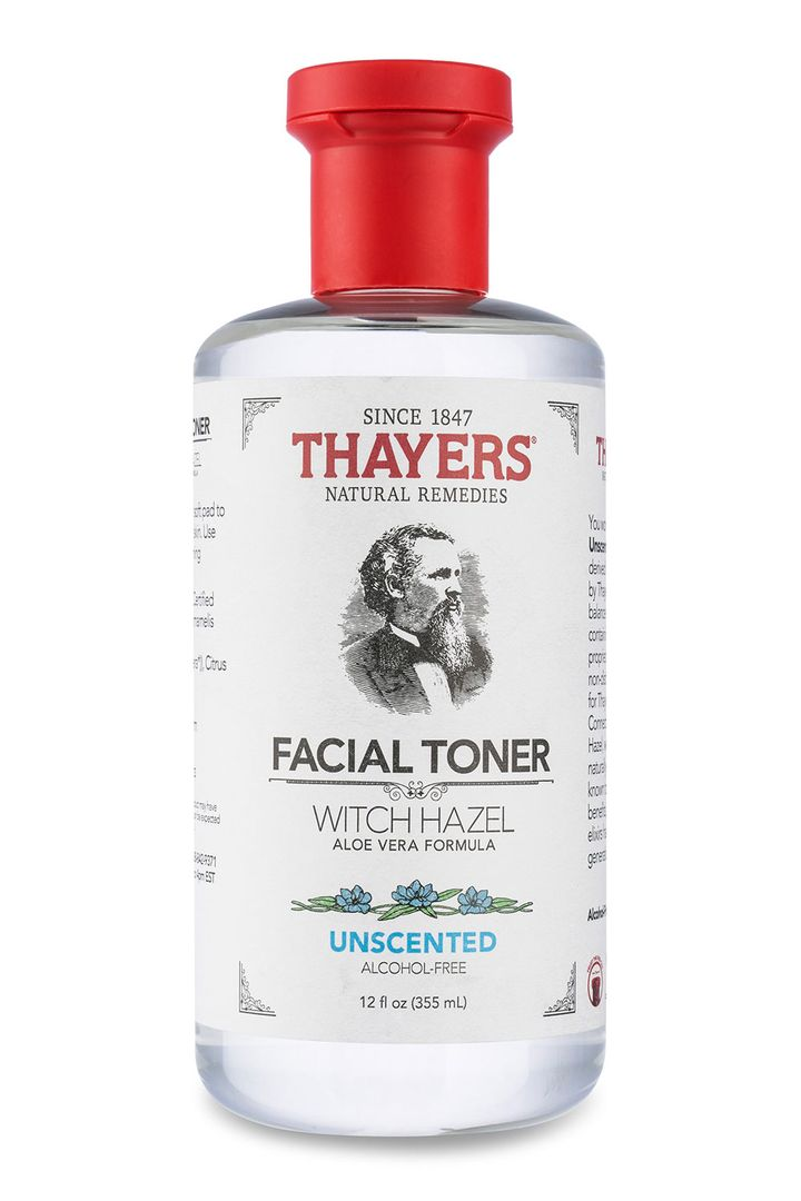 Unscented Facial Toner
