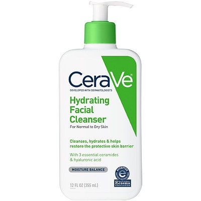 Hydrating Facial Cleanser, CeraVe, cherie