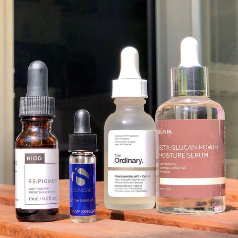 Serums for different budgets ❣️