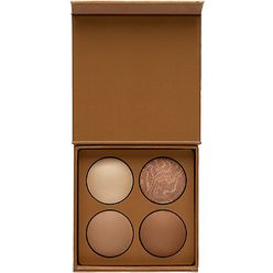 TANtalizer Hustle and Glow Baked Bronze and Highlight Palette