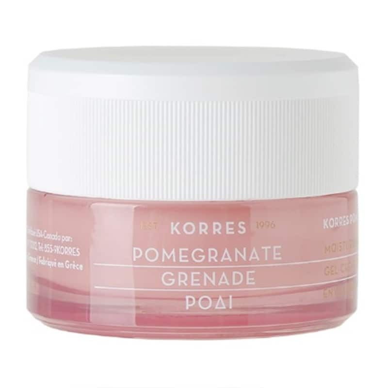 Pomegranate Moisturising Cream Gel for Oily to Combination Skin