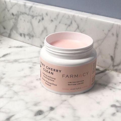 Empty! Very Cherry Cleansing Balm