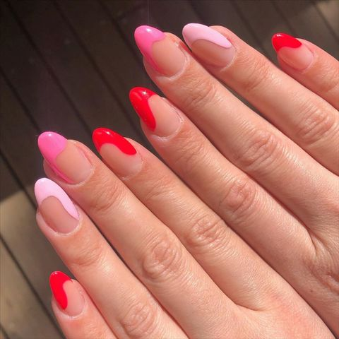💗7 of the Prettiest Pink Nail Designs for the Summer