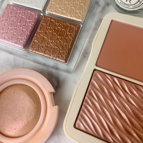 Perfect Blush, highlighter and bronzer