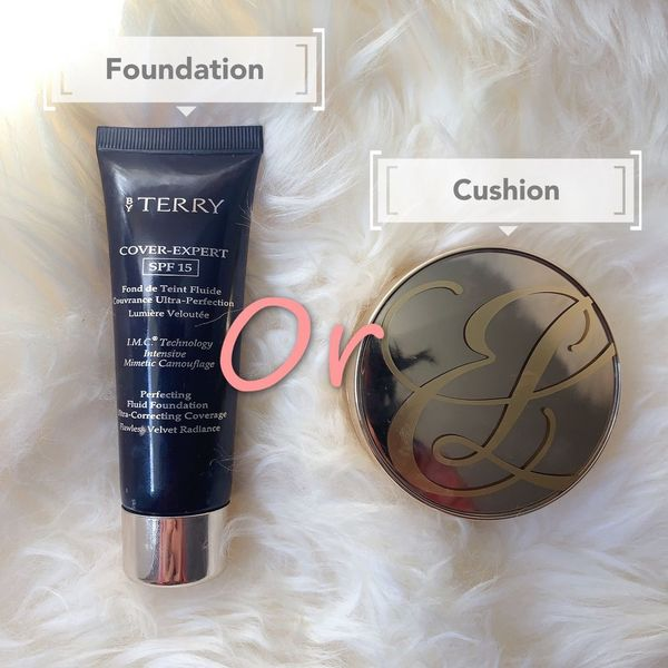Natural coverage - Foundation or Cushion? | Cherie