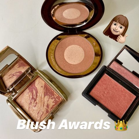 I can't live without these blushes! Blush Awards