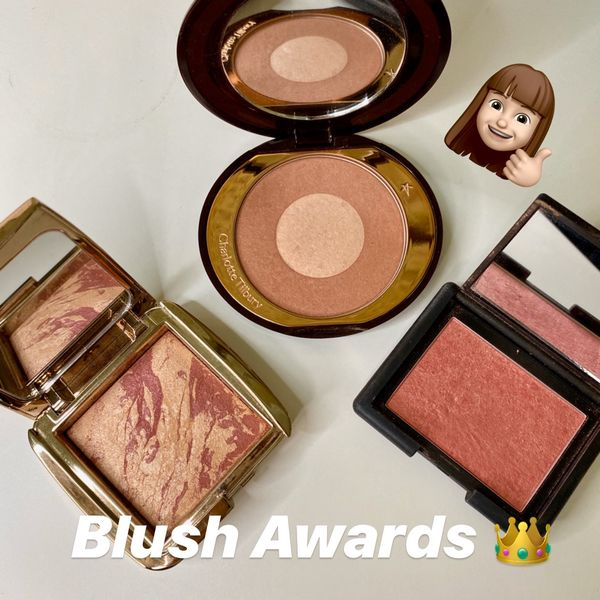 I can't live without these blushes! Blush Awards | Cherie