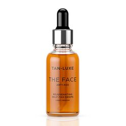 The Face Anti-Age Self-Tan Drops Light/Medium