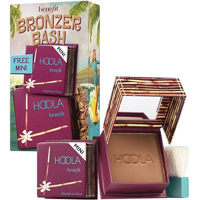 Hoola Bronzer Bash Value Set